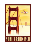 San Francisco Art by Steve Forney