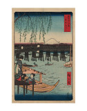 Ryogoku Posters by Ando Hiroshige