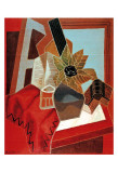 Flowers on the Table Posters by Juan Gris