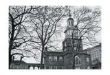 Independence Hall (horizontal) Plakater af Erin Clark