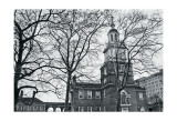 Independence Hall (horizontal) Posters por Erin Clark