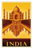 Exotic India Posters par Steve Forney