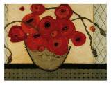 Poppies for the Host Affiches par Karen Tusinski