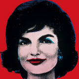 Jackie, 1964 Poster von Andy Warhol