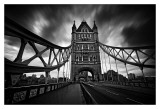 London Tower Bridge Prints by Marcin Stawiarz