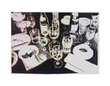 After the Party - Après la fête, 1979 Affiches par Andy Warhol