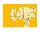 Lunastrella Super 8 Prints by John Golden