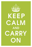Keep Calm (kiwi) Posters
