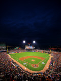 Texas Rangers v San Francisco Giants, Game 1: The San Francisco Giants play the Texas Rangers Photographic Print by Doug Pensinger