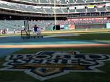 Texas Rangers v. San Francisco Giants, Game 5 Photographic Print by Ronald Martinez