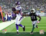 Randy Moss 2010 Action Photo