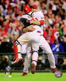 Roy Halladay throws the second no-hitter in MLB postseason history Photographie