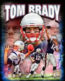 Tom Brady 2010 Portrait Plus Photo