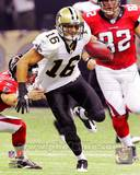 Lance Moore 2010 Action Photo