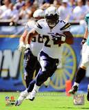 Ryan Mathews 2010 Action Photo