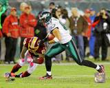 Brent Celek 2010 Action Photo