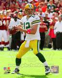 Aaron Rodgers 2010 Action Fotografía