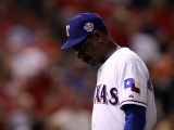 San Francisco Giants v Texas Rangers, Game 4: Ron Washington Photographic Print by Christian Petersen