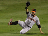 San Francisco Giants v Texas Rangers, Game 4: Cody Ross Photographic Print by Stephen Dunn