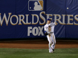 San Francisco Giants v Texas Rangers, Game 4: Josh Hamilton Photographic Print by Ronald Martinez