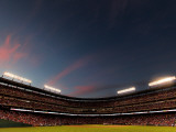 San Francisco Giants v Texas Rangers, Game 4 Photographic Print by Doug Pensinger