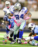Marion Barber 2010 Action Photo
