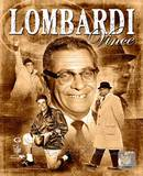 Vince Lombardi 2010 Portrait Plus Photo