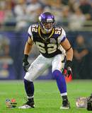 Chad Greenway 2010 Action Photo