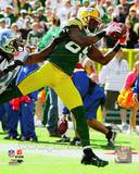 Greg Jennings 2010 Action Photo