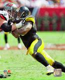 Lamarr Woodley 2010 Action Photo