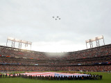 Texas Rangers v San Francisco Giants, Game 2 Photographic Print by Elsa .