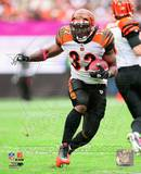 Cedric Benson 2010 Action Photo