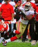Michael Crabtree 2010 Action Photo