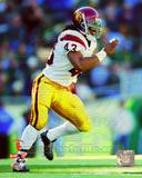 Troy Polamalu USC Trojans 2002 Action Photo