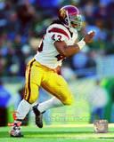 Troy Polamalu USC Trojans 2002 Action Photo