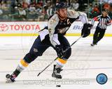 Nashville Predators Shea Weber 2010-11 Action Photo