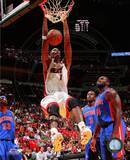 Miami Heat Chris Bosh 2010-11 Action Photo