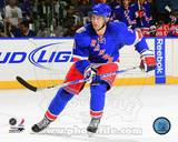New York Rangers Alex Frolov 2010-11 Action Photo