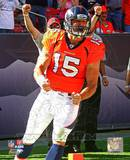Tim Tebow 1st NFL Touchdown 2010 Action Photo