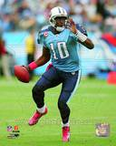 Vince Young 2010 Action Photo