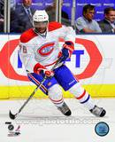 Montreal Canadiens P.K. Subban 2010-11 Action Photo