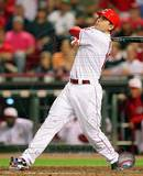 Joey Votto 2010 Action Photo
