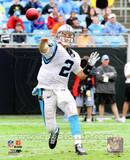 Jimmy Clausen 2010 Action Photo