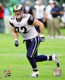 Chris Long 2010 Action Photo