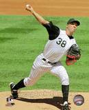 Colorado Rockies Ubaldo Jimenez 2010 Action Photo