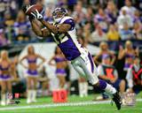 Percy Harvin 2010 Action Photo