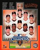 San Francisco Giants 2010 Natinal League Champions Composite Photo
