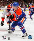 Edmonton Oilers Taylor Hall 2010-11 Action Photo