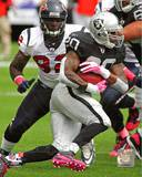 Darren McFadden 2010 Action Photo