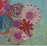 Jeanne Wassenaar - Bohemian Flowers Plakát